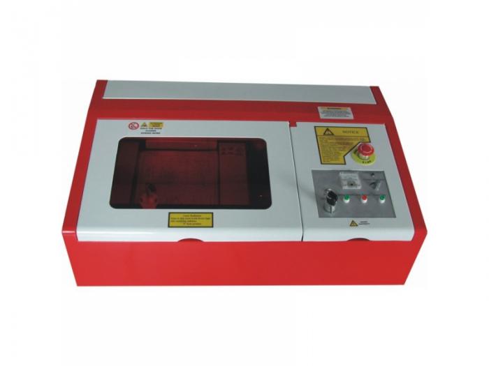 Ploter laserowy - grawerka laserowa GPX