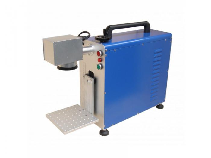 Laser fibrowy 20W 30x30 cm