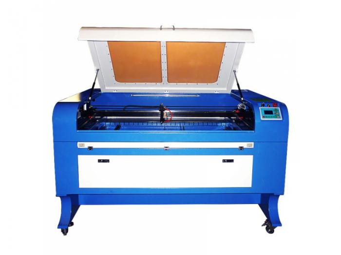 Ploter laserowy tnąco-grawerujący 100 W 130x90 cm do pleksy, sklejki