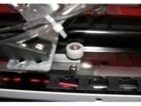 Rolka wózka karetki (głowicy) lasera
